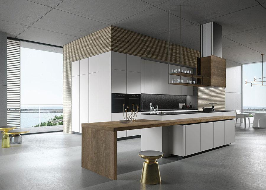 Modern Dream Kitchen Model # 09
