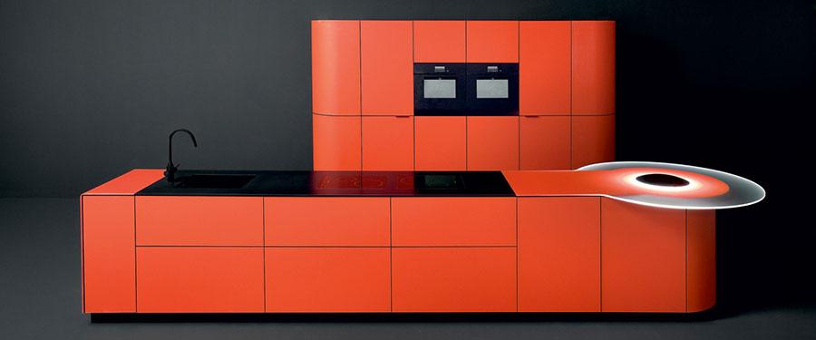 Modern Dream Kitchen Model # 06