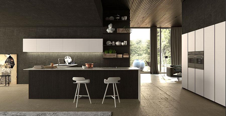 Modern Dream Kitchen Template # 22