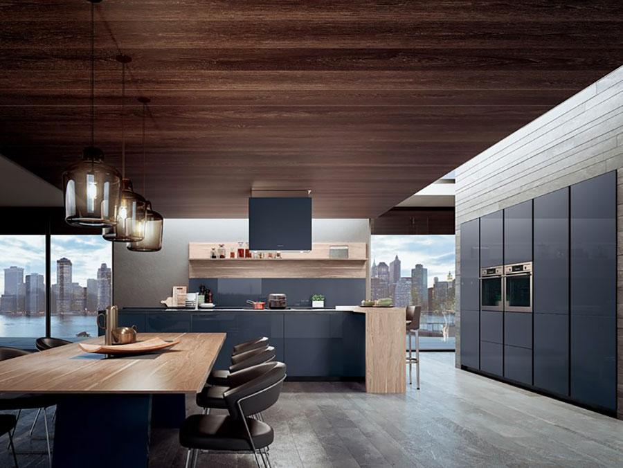 Modern Dream Kitchen Model # 07