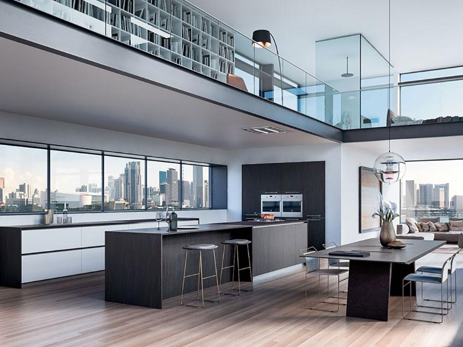 Modern Dream Kitchen Model # 08