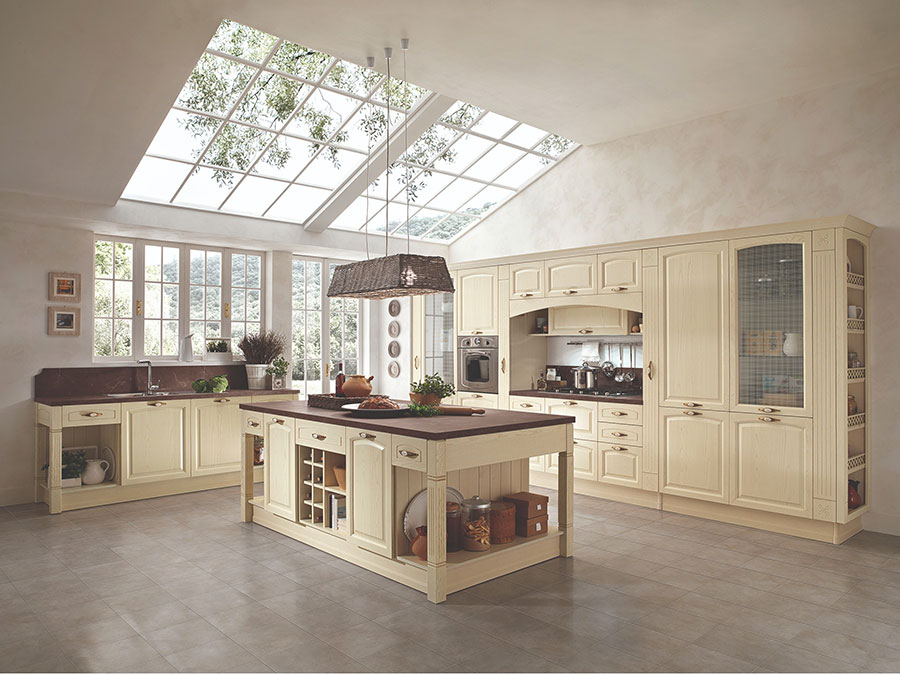 Classic Dream Kitchen Model # 02