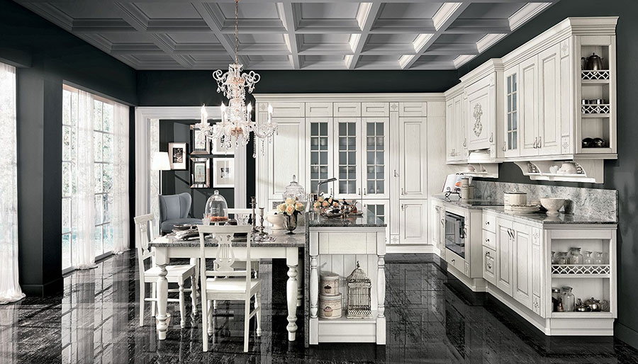 Classic Dream Kitchen Model # 04