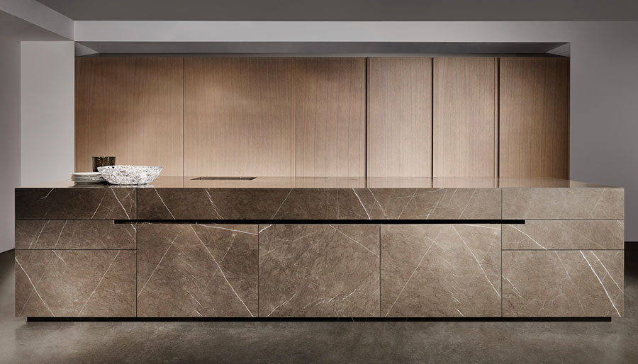 Modern Dream Kitchen Model # 25