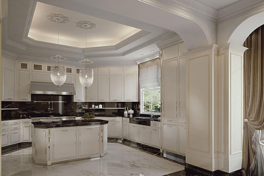 Contemporary Dream Kitchen Model # 03