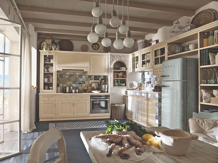 Rustic Dream Kitchen Model # 01