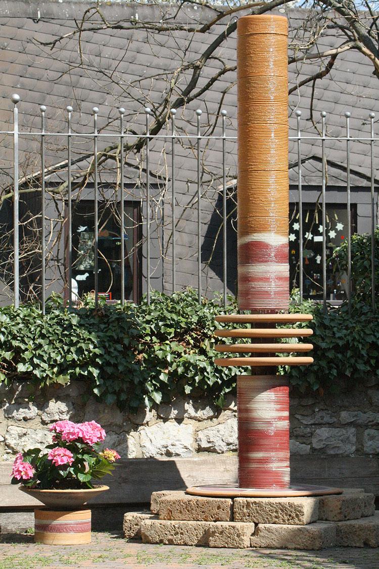 Original design garden fountain model # 01