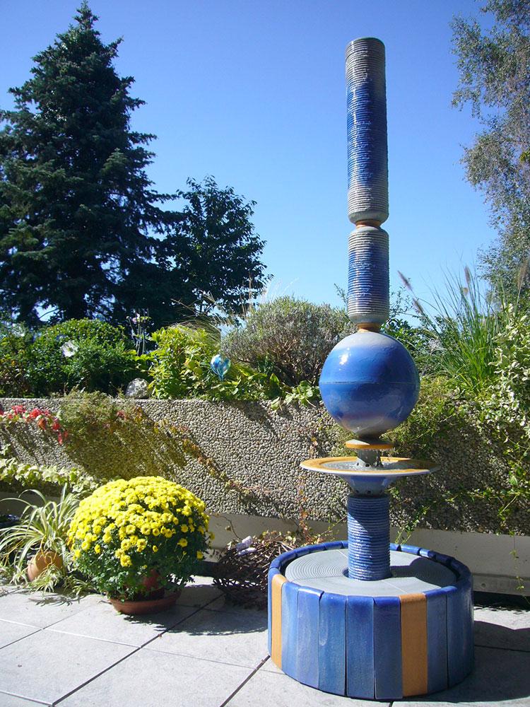 Original design garden fountain model # 08