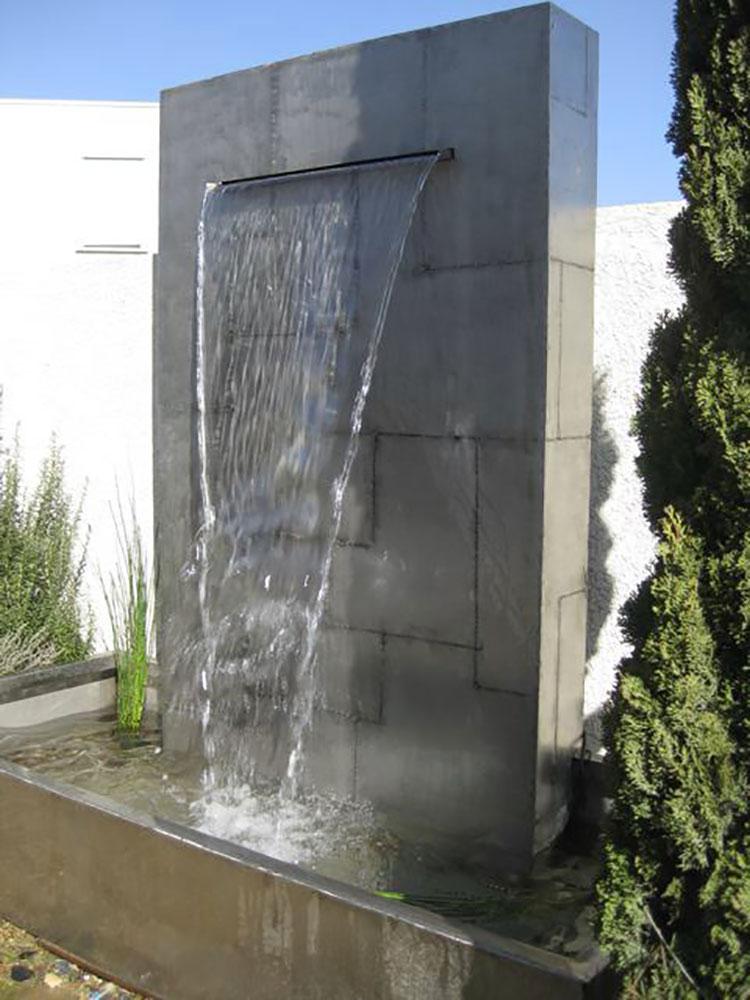 Original design garden fountain model # 14