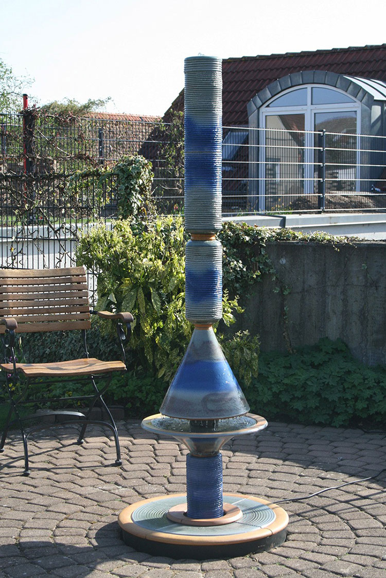 Original design garden fountain model # 09