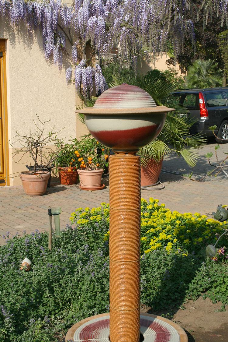 Original design garden fountain model # 11