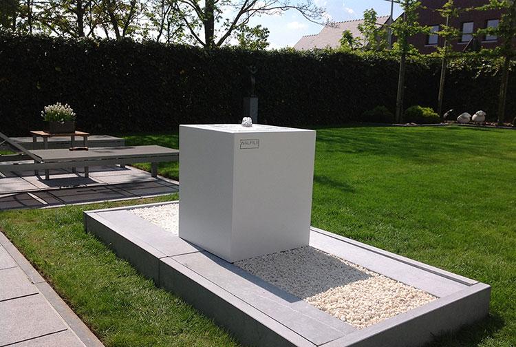 Original design garden fountain model # 12