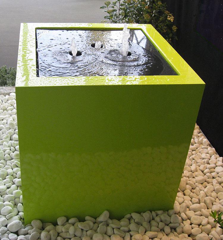 Original design garden fountain model # 13