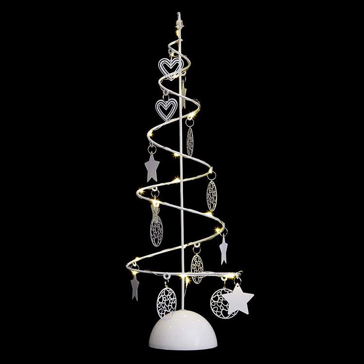 Modern Spiral Christmas Tree Pattern # 02