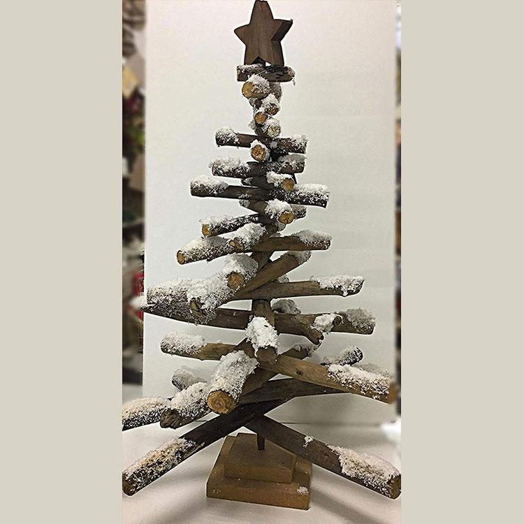 Small Modern Christmas Tree Template # 02