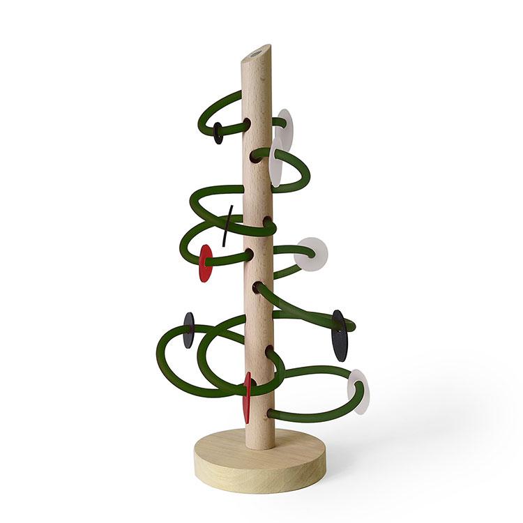 Modern Design Christmas Tree Template # 05