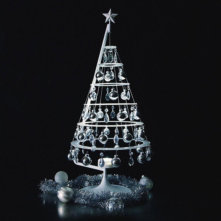 Small Modern Christmas Tree Template # 03