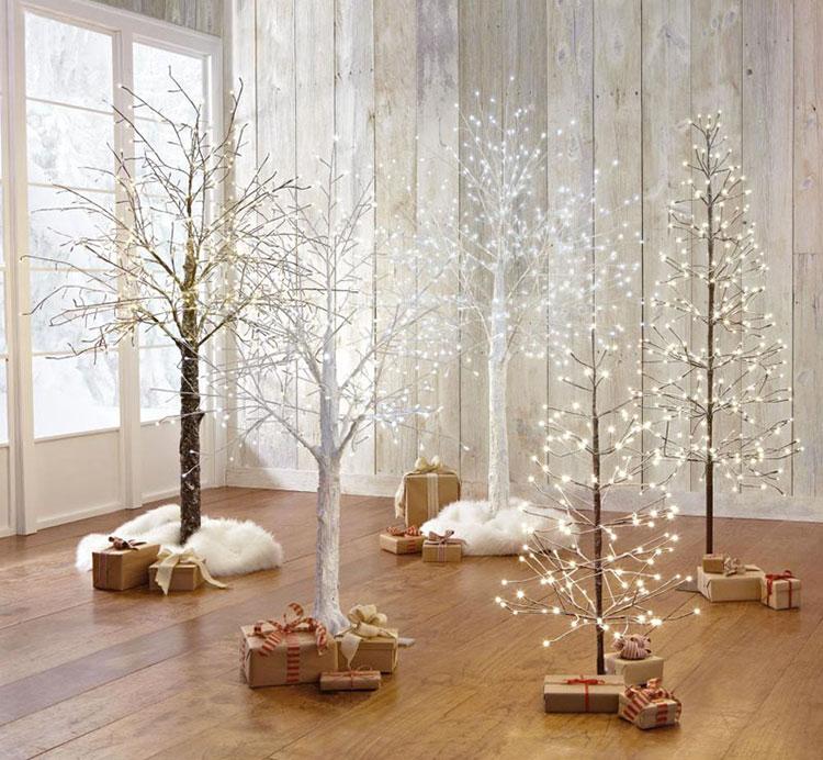 Modern Design Christmas Tree Template # 02