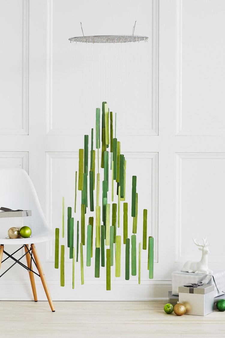 DIY Modern Christmas Tree Template # 03