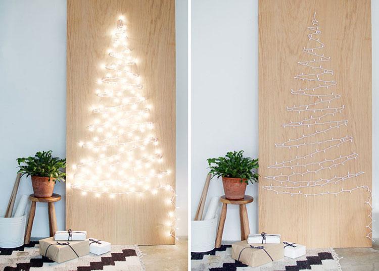 DIY Modern Christmas Tree Template # 05