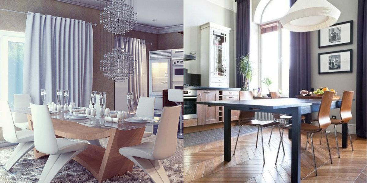 Dining room 2021