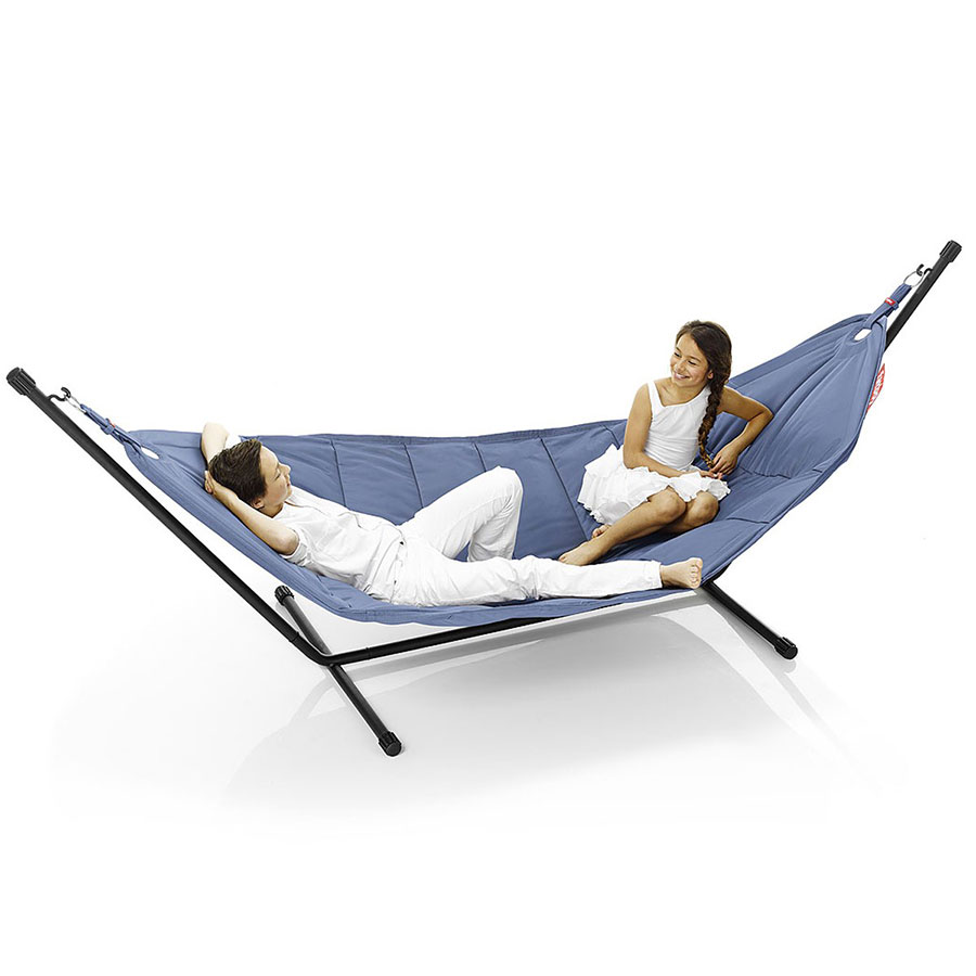 Free-standing hammock with support n.08