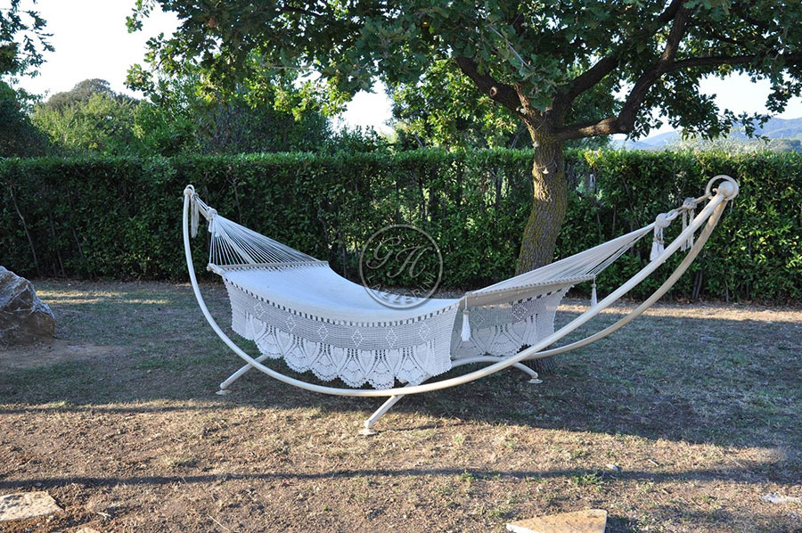 Freestanding hammock with support n.  20
