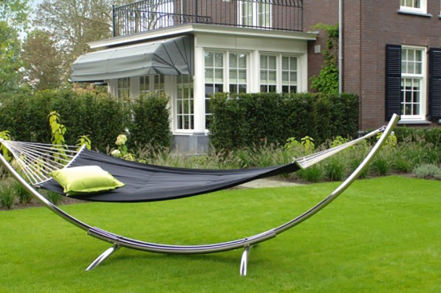 Free-standing hammock with support n.12