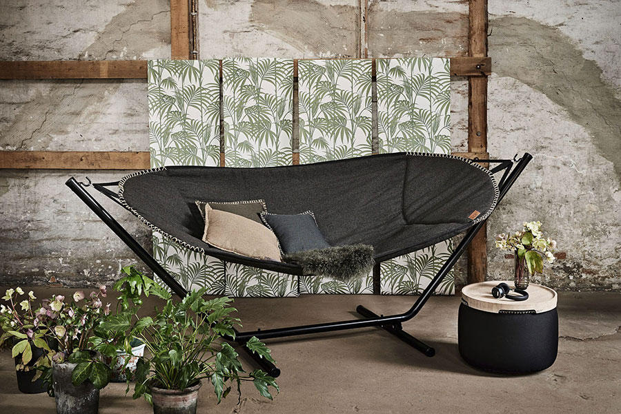 Freestanding hammock with support n.  16