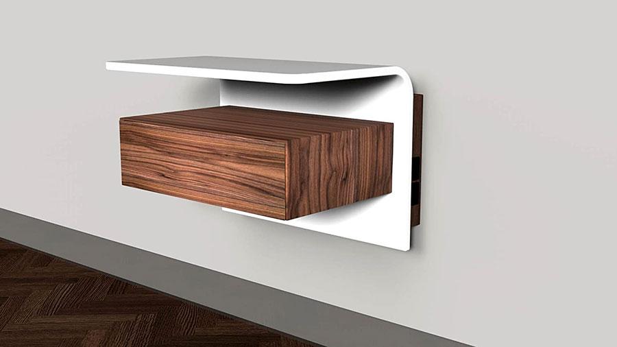 Particular bedside table model n.03