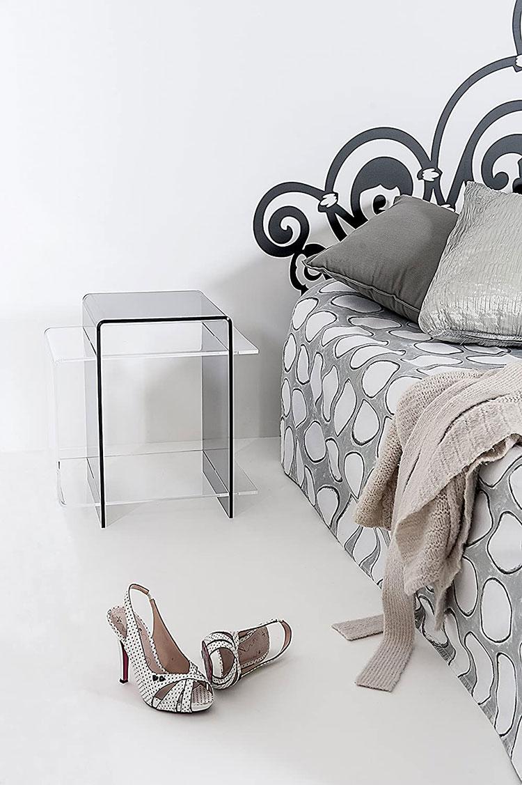 Particular bedside table model n.07