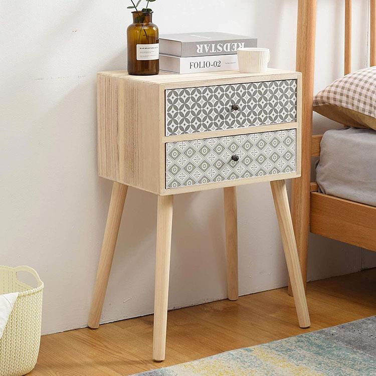 Particular bedside table model n.19