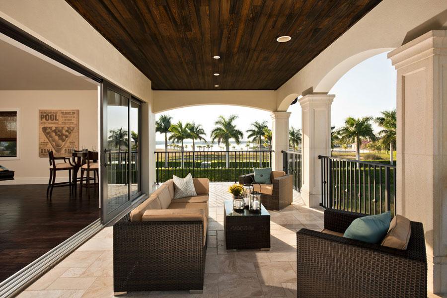 Modern porch n.10