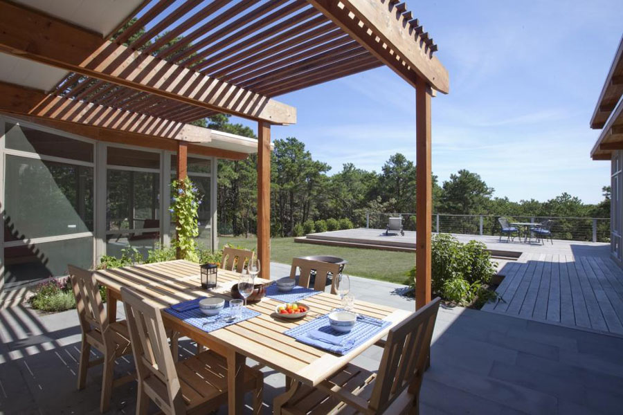 Modern porch n.14