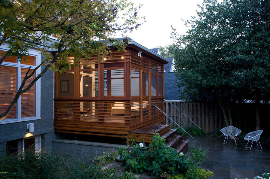 Modern porch n.03
