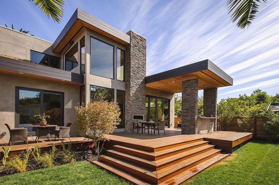 Modern porch n.21