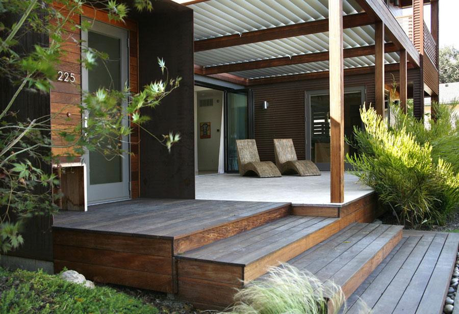 Modern porch n.11