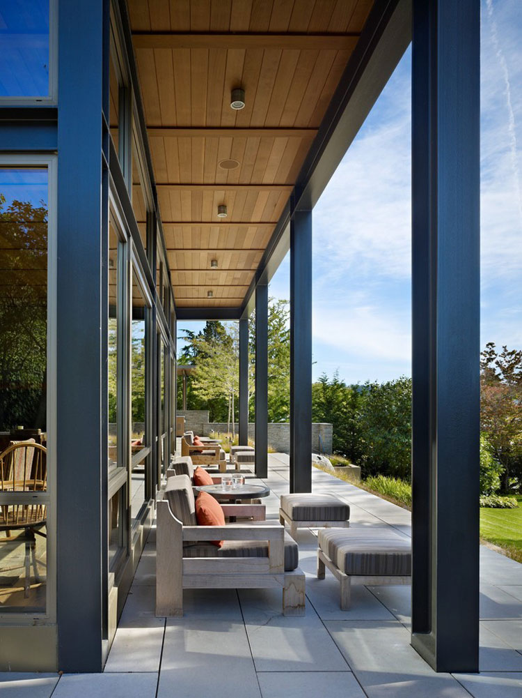 Modern porch n.07