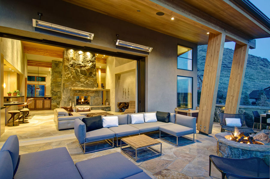 Modern porch n.29
