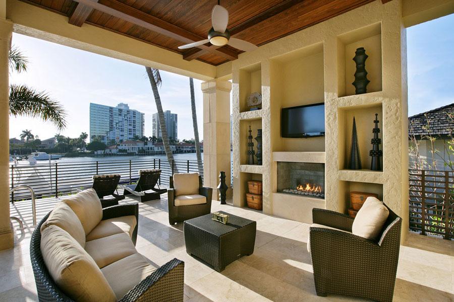 Modern porch n.27