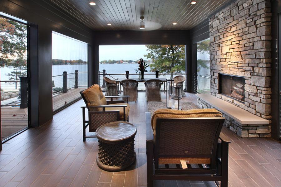 Modern porch n.26