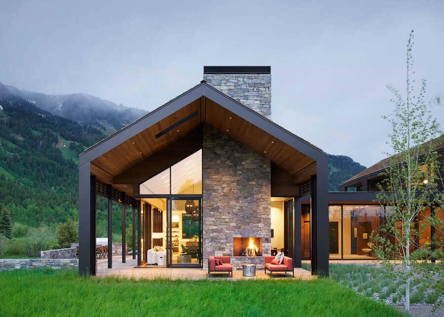 Ideas for modern porch n.36