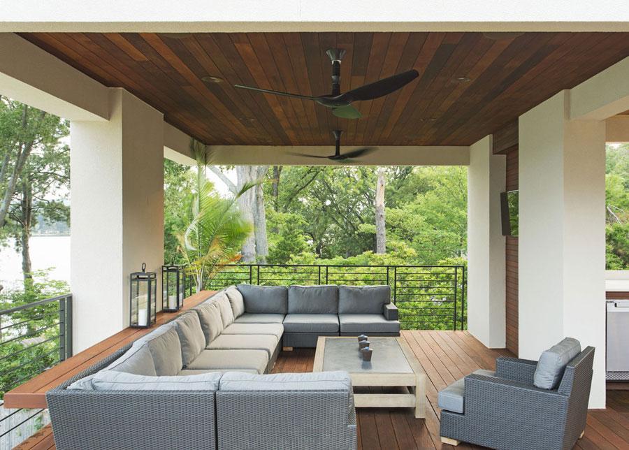 Modern porch n.28