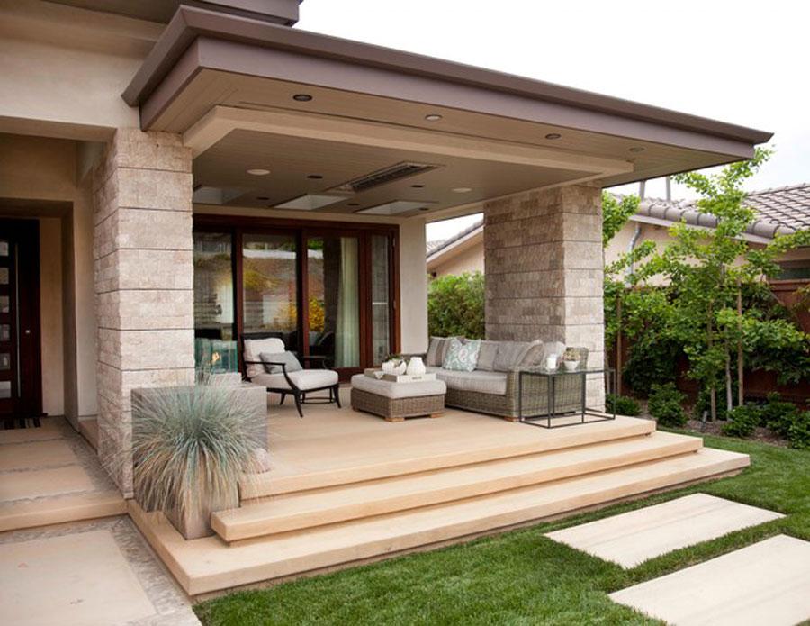 Modern porch 22