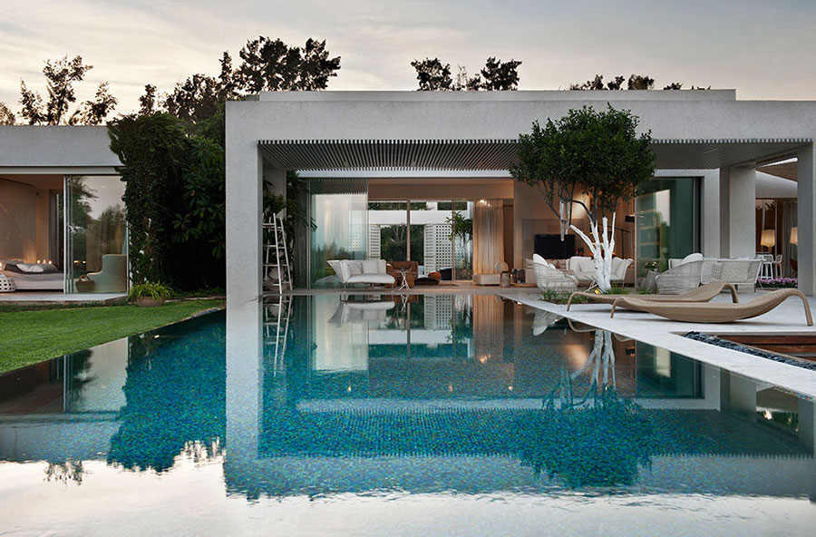 Ideas for modern porch n.32