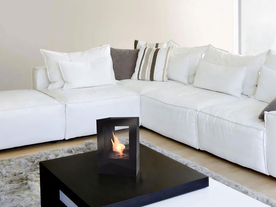 Pure Line table bioethanol fireplace n.04