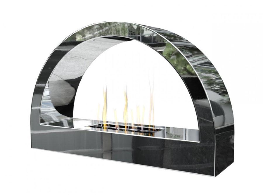 Vogg table bioethanol fireplace n.02