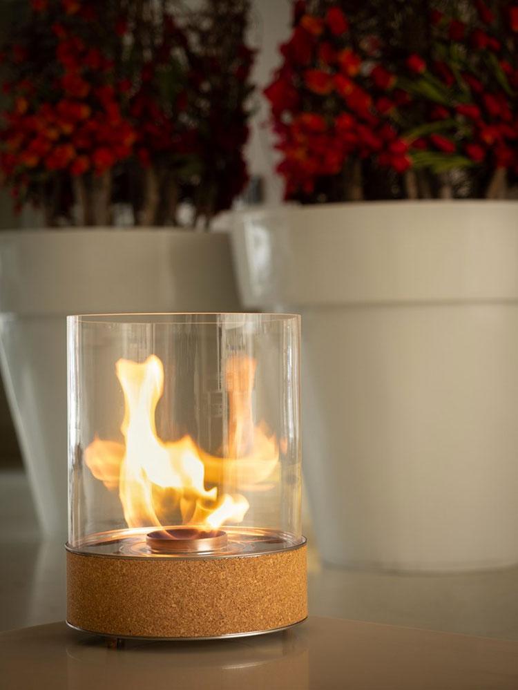 Planika table bioethanol fireplace n.03