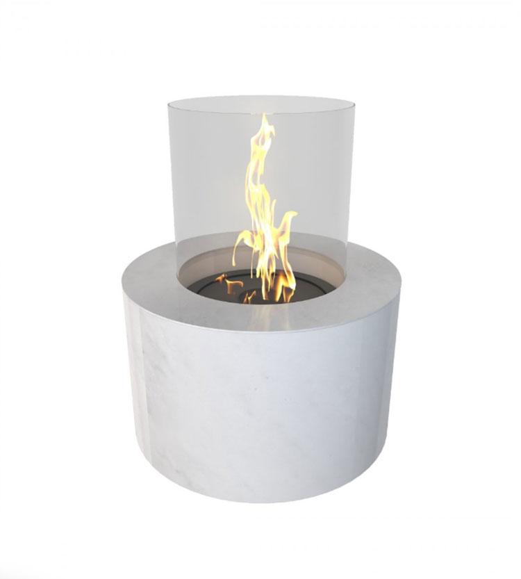 Vogg table bioethanol fireplace n.03