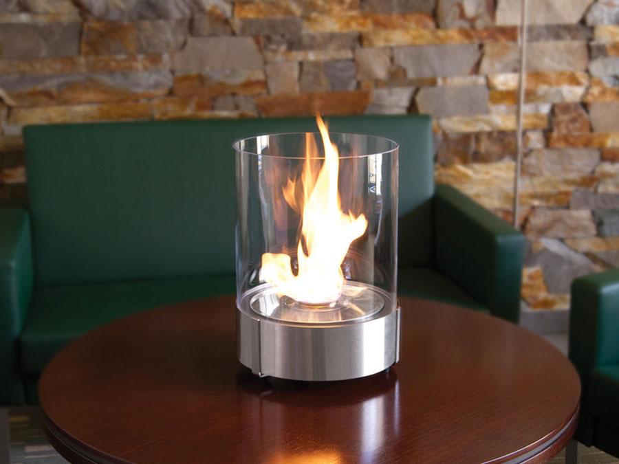 Planika table bioethanol fireplace n.02